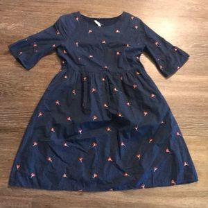 Dresses & Skirts - Blue dress with pockets